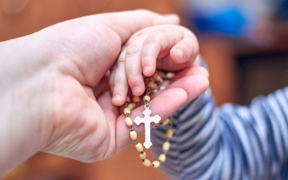 Молитви за дітей