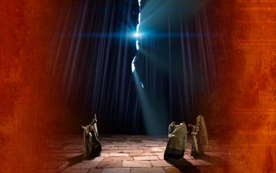 """""""Завіса в храмі роздерлась"""": символ, про який слід знати кожному християнину"""