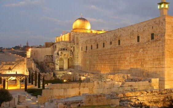 5 місць, де Ісус побував перед розп'яттям