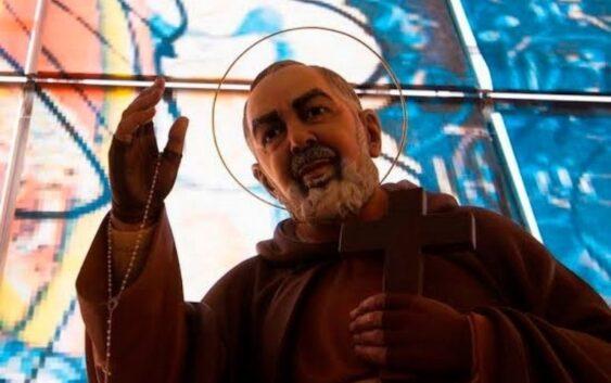 Молитва про заступництво св. отця Піо