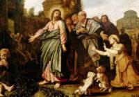 Зцілення дочки хананеянки (Мт 15:21-28)