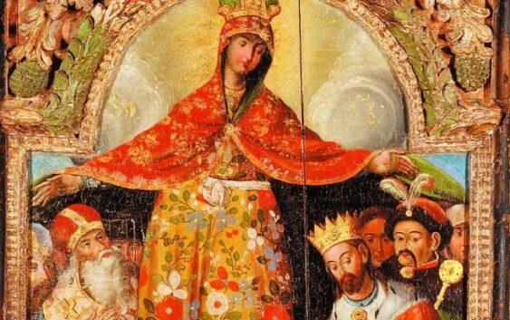 Пресвята Богородиця завжди присутня з нами